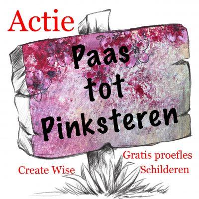 Gratis Actie van 'Paas tot Pinksteren'